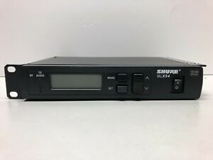 Shure ULXS4 Wireless Receiver 662-698 MHz-M1