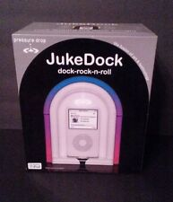 Juke Dock Player/Charger for iPod Light Up Juke Box Modern Version Of A Classic