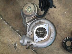 Used Garrett T3 turbo internal wastegate