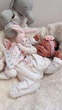 Magnifique reborn Crying berenguer fille bébé daisy