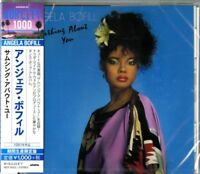 ANGELA BOFILL-SOMETHING ABOUT YOU-JAPAN CD BONUS TRACK Ltd/Ed B63