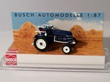 "Busch 40058 Escala H0 Kramer KL11 ""Azul"" # Nuevo In Emb.orig #"