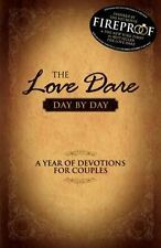 The Love Dare by Alex Kendrick and Stephen Kendrick Love Book Marriage