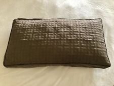 Hotel Collection Windows King Quilted Pillow Sham Medium Brown - From Macy's