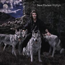 STEVE HACKETT - WOLFLIGHT  CD  10 TRACKS  NEU