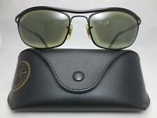 Rare RAY BAN RB 3119 006/48 OLYMPIAN Polarized Sunglasses (Sold As Frame)