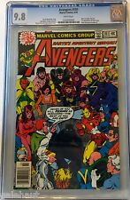 AVENGERS 181 CGC 9.8. FIRST APPEARANCE OF SCOTT LANG (ANT-MAN). RED HOT!