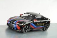 2016 BMW M2 Coupe Pace Car schwarz metallic 1:18 Minichamps