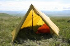 Mountain Shelter LT 2 person Tarp Tent- Yellow - by Mountainsmith