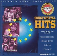 Songfestival Hits CD incl: Carola, Teach In, Bobbysocks, Maywood, Daniel 1994