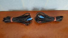 "Bose Speaker Cable (RCA-Bare Wire) 2x 6 Meter for L+R Front Speakers ""Genuine"""