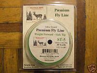 Pachella's Premium Sink Tip Fly Line ST-5 30 yards