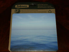 Fellowes optical mouse mat earth series