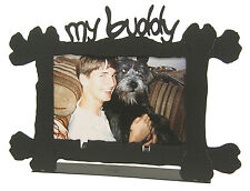 """My Buddy Pet Picture Frame 4""""x6"""" H - Dog - Cat"""