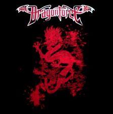 DRAGONFORCE cd lgo DRAGON BLOOD Official SHIRT SMALL New oop