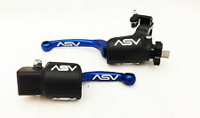 ASV F3 Blue Brake + Clutch Levers Kit Yamaha YZ 250F / 450F 2001 - 2007 BCF34