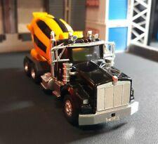 HO 1/87 SCALE W900 Kenworth Cement Mixer Truck CUSTOM