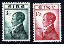 IRELAND 1953 Robert Emmet Anniversary Set SG 156 & SG 157 MNH