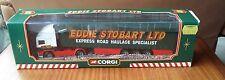 Corgi Eddie Stobart Ltd ERF Curtainside Trailer 59502 diecast