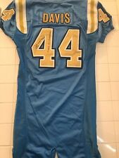 Bruce Davis Game Used UCLA Bruins Jersey Game Worn Jersey