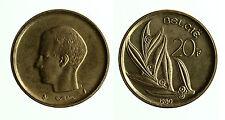 pcc1719_20) BELGIO - 20 Francs 1980
