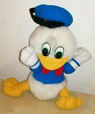 Peluche paperino 20 cm disney pupazzo donald duck raro vintage plush soft toys