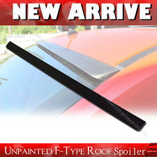 Unpainted AUDI A4 / S4 B5 F-Type Rear Roof Spoiler Wing 1994-2001