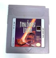 Final Fantasy Legend ORIGINAL NINTENDO GAMEBOY GAME Authentic Tested WORKING