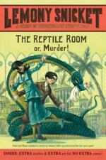 New listing The Reptile Room: Or, Murder! (A Series of Unfortunate Events, Book 2)
