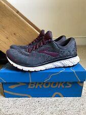 Women's Brooks Glycerin 17 Trainers/Shoes Grey UK Sz. 7.5