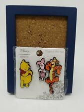 Loungefly Disney Winnie the Pooh Piglet Tigger 3 Enamel Pin Set