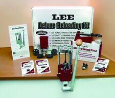 NEW! Lee 4 Hole Turret Press w/Auto Index Value Kit 90928