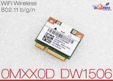 Wi-Fi WLAN WIRELESS CARD NETZWERKKARTE DELL MINI PCI-E DW1506 0MXX0D ANATEL D39