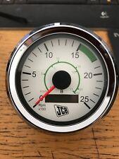 JCB TACHO HOUR CLOCK P/N 704/50120