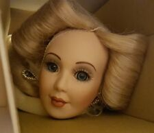"30"" ROSALIND Antique Reproduction Rare Porcelain Doll Designer Guild Ali Hansen"