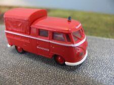 1/87 Brekina # 0553 VW T1 b Doka Brandweer NL