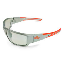 Crossfire Safety Glasses Cumulus Indoor/Outdoor Lens and Silver Frame