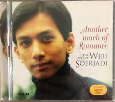 WIBI SOERJADI - ANOTHER TOUCH OF ROMANCE - CD - BONUS DVD