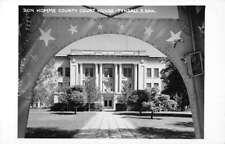 Tyndall South Dakota Bon Homme Court House Real Photo Antique Postcard K69042