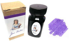 Organics Studio Fountain Pen Ink Bottle - Jane Austen Violet