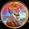"1930 D Lincoln Wheat Penny Cent- ""Beautiful Toning"" SUPERB GEM HIGH GRADE #02"