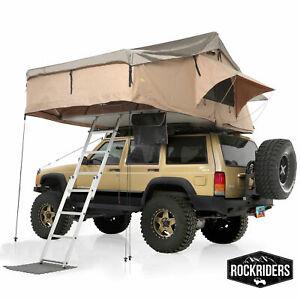 Smittybilt 2883 Overlander XL Roof Top Tent w/ Ladder Camp Jeep