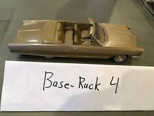 Dealer Promo Model - 1966 PONTIAC BONNEVILLE CONVERTIBLE BRONZE HIGH GRADE
