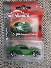Majorette Premium Car Dodge Challanger SRT Hellcat Diecast 1:64 Scale Sealed