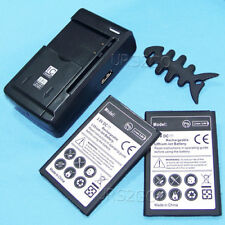 Lot of 2770mAh Battery Charger for LG Rebel 2 L58VL Straight Talk/TracFone/Net10