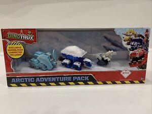 Netflix - Mattel Dinotrux Arctic Adventure Pack [Exclusive Snowblazer]