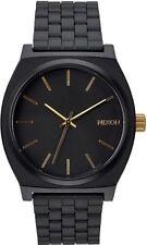 Relojes de pulsera unisex Nixon resistente al agua
