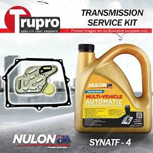 SYNATF Transmission Oil + Filter Service Kit for Renault Escape Laguna 96-ON
