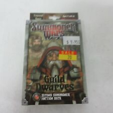 Plaid Hat Games Summoner Wars Guild Dwarves Second Faction Pack NEW