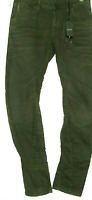 G-Star Arc 3D Slim COJ Green Jeans Men's UK Size 30W 32L *REF29-4*